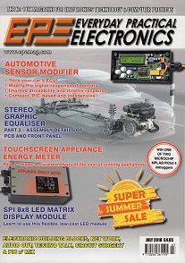 EPE Magazine July 2018