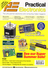 www epemag com PE Practical Electronics hobby constructor